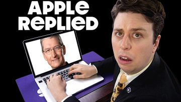 Apple Responded to My Video