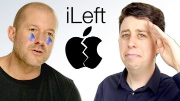 Apple Says Goodbye to Jony Ive