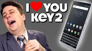 """BlackBerry KEY2 PARODY – """"Key To My Heart!"""""""