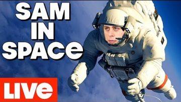 Celebration Live Stream – SAMTIME IN SPACE