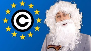 EU Politician Explains Article 13 – PARODY