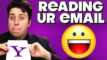 Even Yahoo is Reading Your Email Now