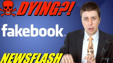 Facebook Dead by 2016? – NEWSFLASH!