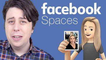 "Facebook Spaces PARODY – ""Kevin Spaceys"""