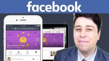 Facebook Workplace – PARODY
