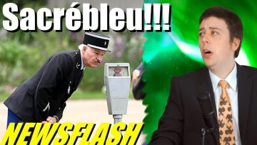 French Cops Accidentally High on Pot Fumes!! – NEWSFLASH
