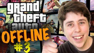 FUN IN GTA OFFLINE!! :D
