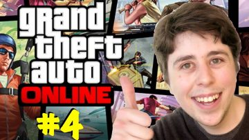 GTA ONLINE – Where Everyone Wants to Kill You. Gameplay!!