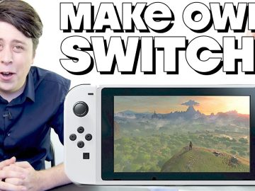 How To Make Your Own Nintendo Switch