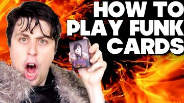 How To Play FUNK CARDS!!