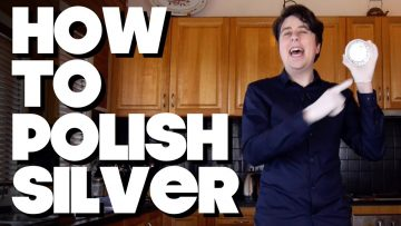 How To Polish a 1kg Silver Coin