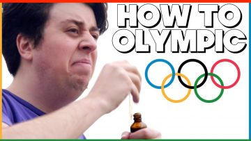 How To Train for the Olympics