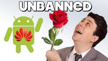 Huawei Responds to Google Unbanning