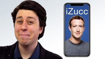 If Facebook Took Over Apple