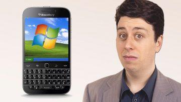 If Microsoft Took Over BlackBerry