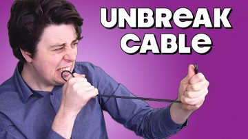 Is This Cable Really Unbreakable?!