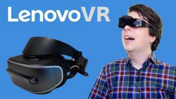 "LENOVO VR PARODY – ""The Lenobody Cares!"""
