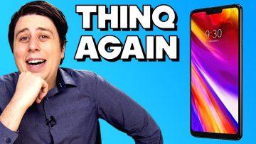 """LG G7 ThinQ PARODY – """"ThinQ Again"""""""