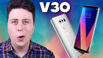 """LG V30 PARODY – """"Hands On My V"""""""