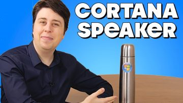 Life With a Cortana Speaker