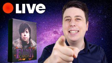 🔴 LIVE: FUNK CARDS Pre-Order!