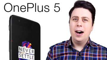"OnePlus 5 PARODY – ""The Six!"""