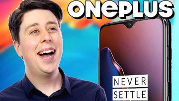 "OnePlus 6T PARODY – ""Hardest Phone to Google"""