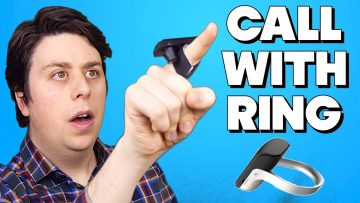 "ORII Smartphone Ring – ""Finger the Future!"""