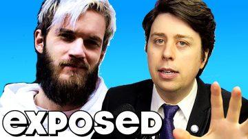 PewDiePie Exposed – FUNKY MONDAY