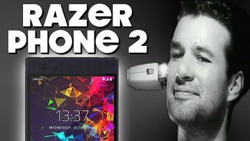 "Razer Phone 2 PARODY – ""Close Shave"""