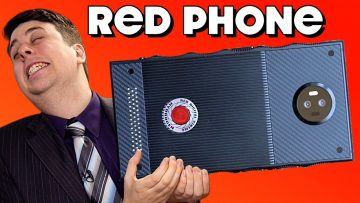 """Red Hydrogen One PARODY –  """"The One Tonne"""""""