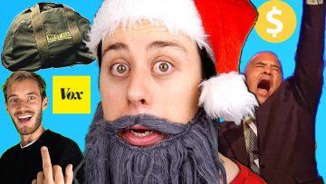 Santa's Naughty List 2018