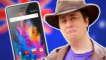 The Aussiest Smartphone Ever – Kogan Agora 8