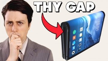 Thy Gap – Scary New Trend in Tech – FUNKY MONDAY