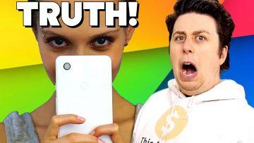 Truth Behind Google Pixel 3 Leaks Revealed