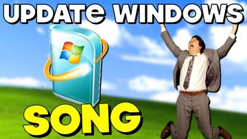 """Update Windows"" – DESPACITO 2 PARODY SONG"