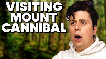 Visiting Cannibal Mountain! – FUNKY MONDAY