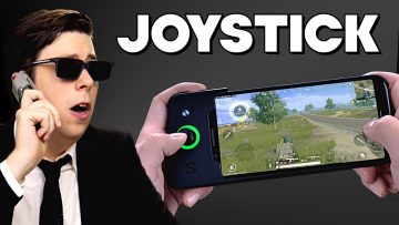 "Xiaomi Black Shark PARODY – ""Joystick Phone"""