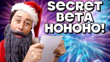 Secret Website BETA SANTA