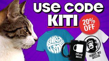 Use Code KITi