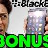 BlackBerry Z10 Thumb DONE BONUS