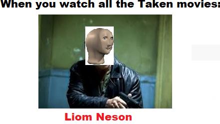a funny liom meme