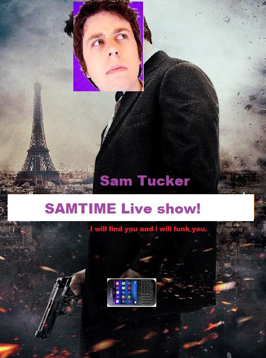 Samtime live show