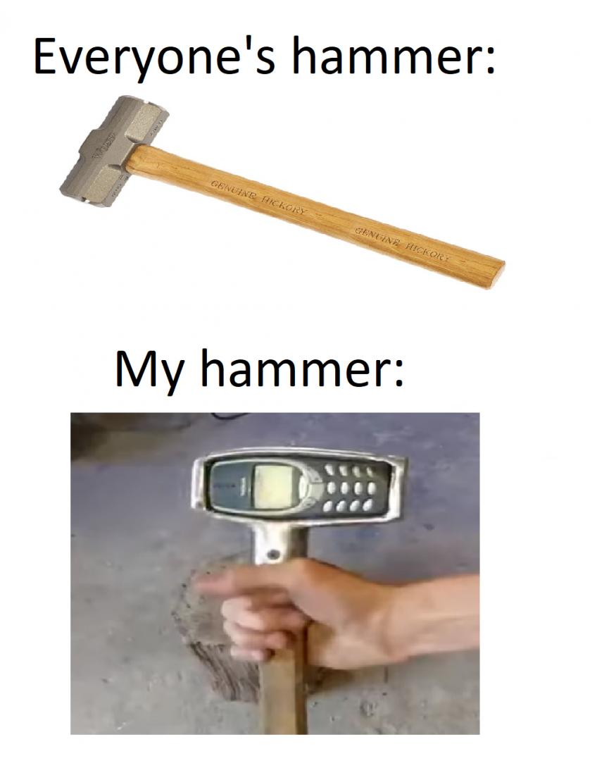 Hammer Meme