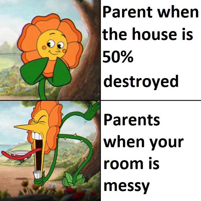 Sunflower Meme of your Parents Meme